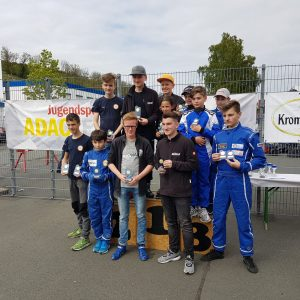 OAC_Kartslalom Bad Berleburg 26-5 Team