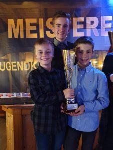 OAC_VGS Siegerlandmeisterschaft Team Noah Theo Marlon