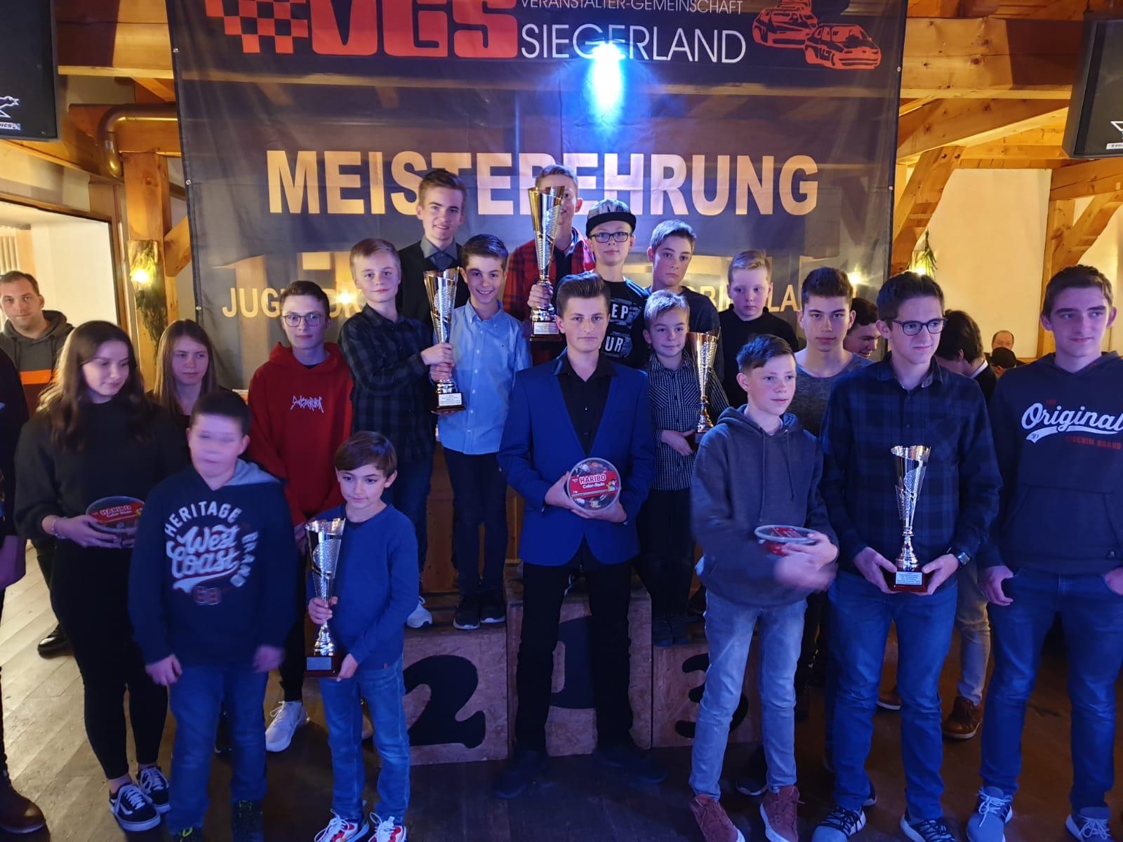OAC_VGS Siegerlandmeisterschaft Team alle